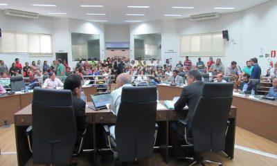 Câmara aprova reajuste para servidores municipais