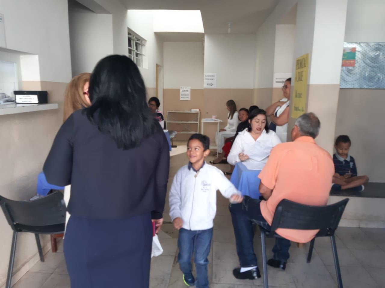 Prefeitura promove manhã da saúde na Unisse
