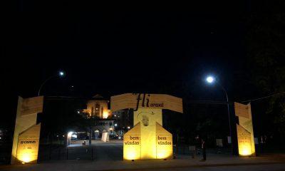 Prefeitura investe em educação, cultura e turismo, sendo parceira do Fliaraxá