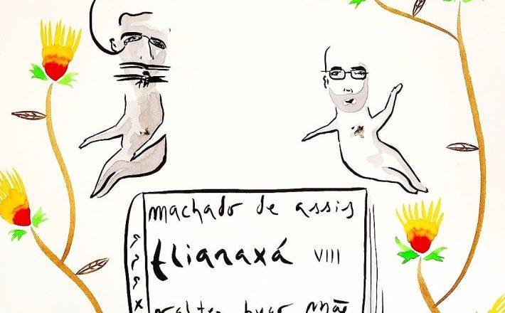 """Valter Hugo Mãe é o homenageado da 8ª Fliaraxá, com o tema """"Literatura, Leitura e Imaginação"""""""