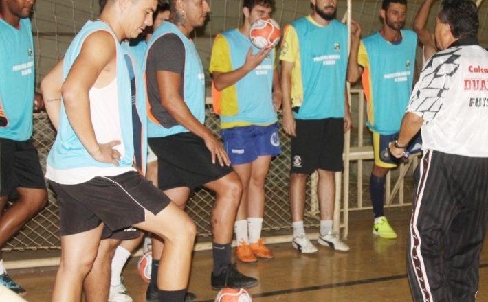 Araxá se prepara para estreia da Copa Futsal Band Triângulo