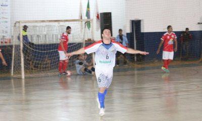 Araxá vence na estreia da Copa Inconfidentes Futsal Band
