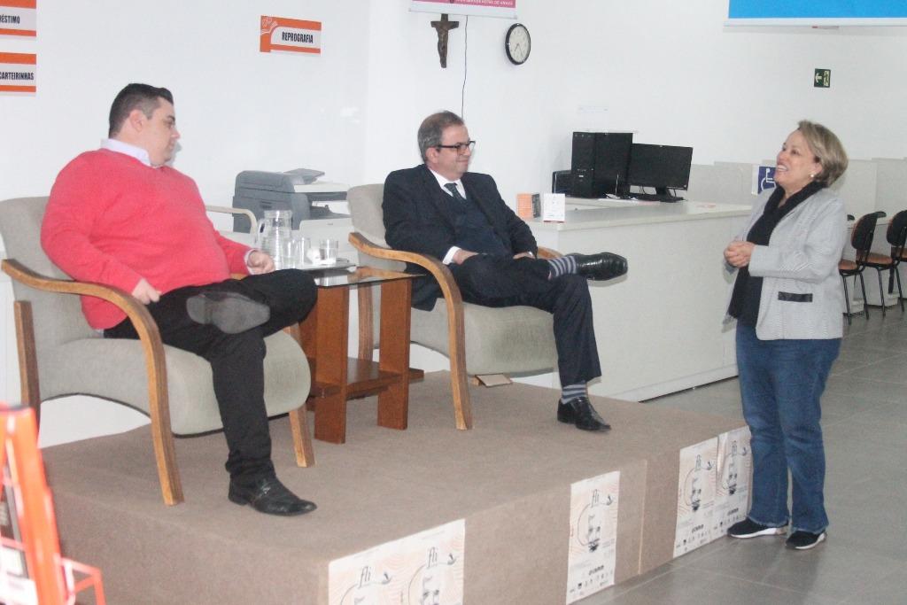 Prefeitura encerra Semana da Imprensa de Araxá com debate sobre Fake News