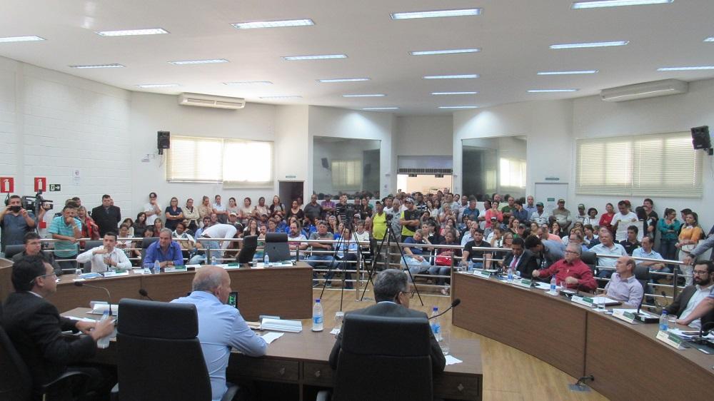 Aumento para Funcionalismo Municipal é debatido em Reunião Ordinária