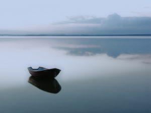 """""""Esse barco também está vazio""""…"""