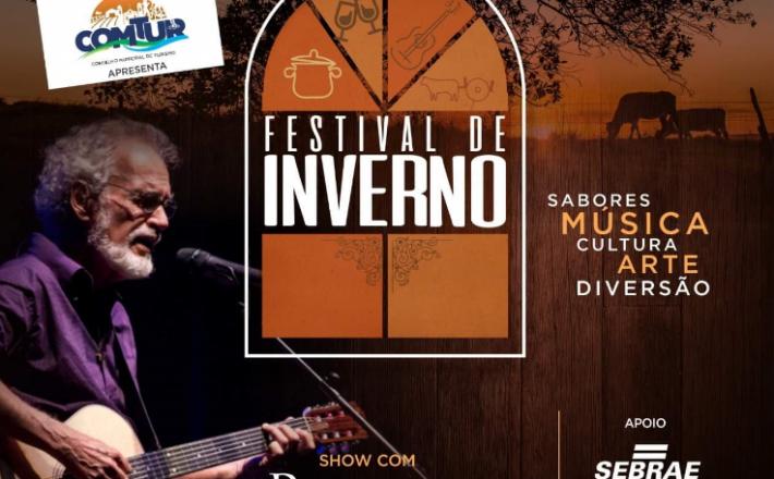 Tapira promove I Festival de Inverno