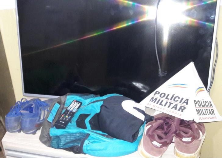 Polícia Militar prende autores por furto e receptação em Araxá/MG