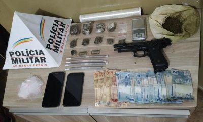 Tráfico de drogas em Araxá