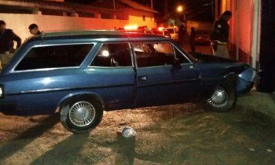 Veículo localizado em Araxá