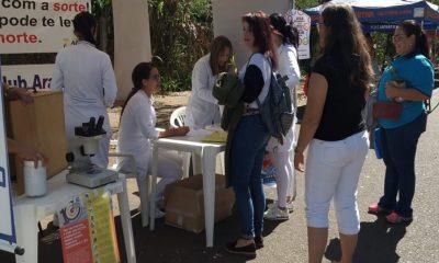Prefeitura participa da campanha Todos Contra as Drogas