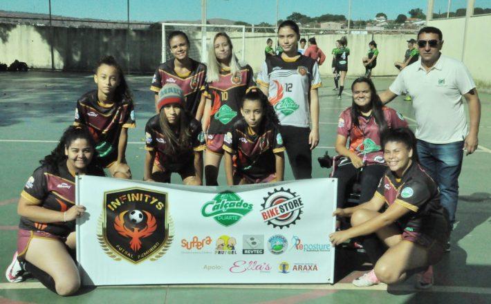 Alvorada é campeã do 1º Torneio Interno do Centro Esportivo Pedro Bispo (CSU)