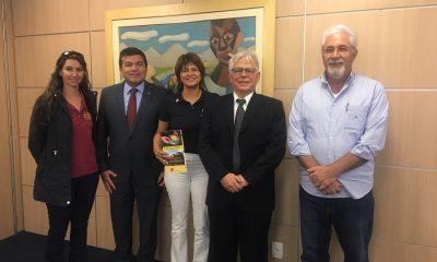 Deputado Bosco se reúne com presidente da Codemig