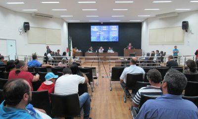 Cinco Projetos são aprovados em Reunião Ordinária; Votação da LDO é marcada para terça (23/07)