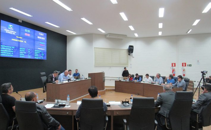 Projetos de Resolução são aprovados em Reunião Ordinária