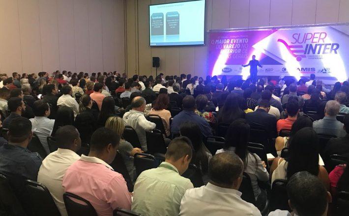 Empresários e autoridades de Araxá participam da Superinter 2019
