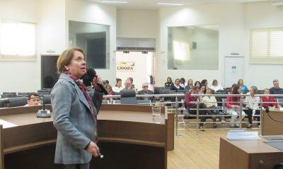 Câmara recebe Audiência Pública da Secretaria de Saúde