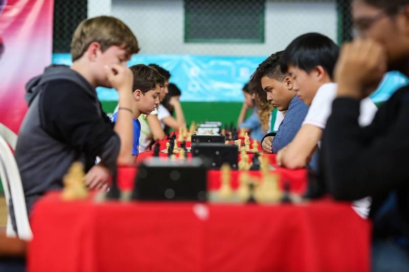 Regional do Jemg reúne cerca de 10 mil estudantes-atletas
