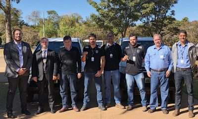 CBMM reforça frota da Polícia Civil de Araxá
