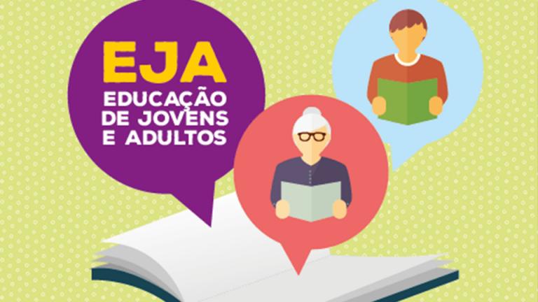 Estão abertas as matrículas para a EDUCAÇÃO DE JOVENS E ADULTOS (EJA)