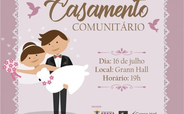 Prefeitura, Igreja Família Debaixo da Graça e Grann Hall finalizam os preparativos para uma cerimônia muito especial