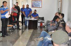 Secretaria de Esportes promove reunião para tratar dos preparativos da 1ª Copa Beja de Futebol Araxá