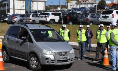 Prefeitura segue com treinamento para novos agentes de trânsito e transporte