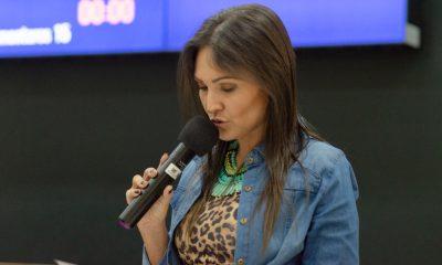 Fernanda Castelha propõe construção de UPA Infantil em Araxá