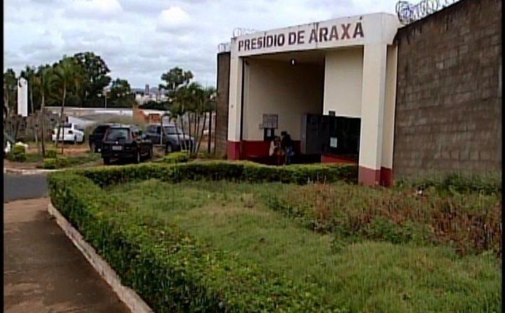 Presídio de Araxá realiza ação social para a população carcerária