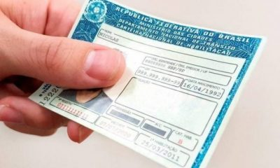 PCMG esclarece mudanças para obtenção da Carteira Nacional de Habilitação