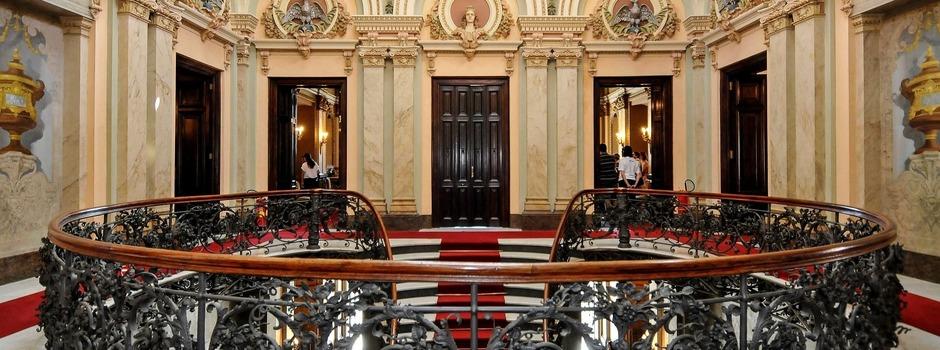 Palácio da Liberdade amplia os dias de visitação para o público