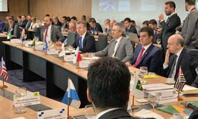 Romeu Zema defende inclusão de Estados e municípios na Reforma da Previdência