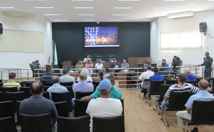 Fórum Comunitário debate situação de taxistas araxaenses