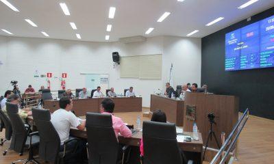 Dois Projetos são aprovados na penúltima reunião de agosto