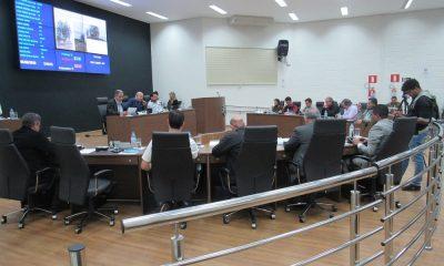 Três Projetos são aprovados na primeira reunião de agosto