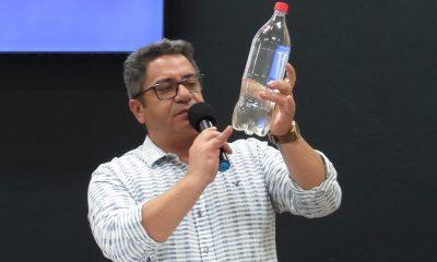 Robson Magela cobra Prefeitura sobre água fornecida para a Boca da Mata