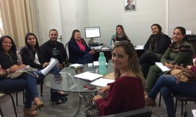Araxá sedia reunião com secretários e técnicos de saúde da microrregião