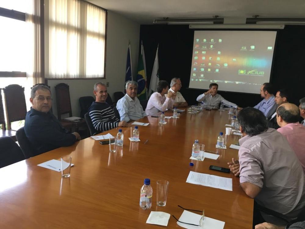 Acia participa de Encontro Regional Federaminas em Uberlândia