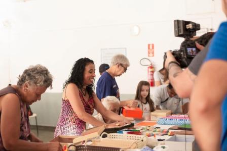 Projeto cultural: 'Minha Memória Tem Histórias'