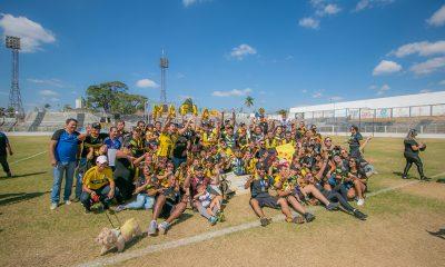 Com grande público no Fausto Alvim, Fazenda Máfia conquista o heptacampeonato do Ruralão
