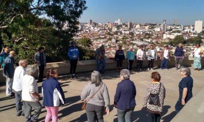 Parque do Cristo se torna uma opção de lazer para comunidade
