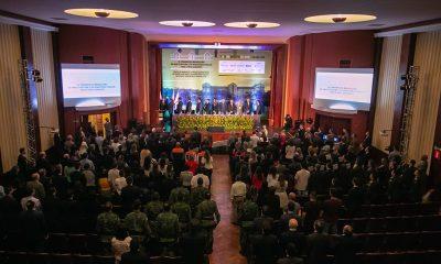Prefeito prestigia III Congresso Brasileiro da Magistratura e do Ministério Público para o Meio Ambiente