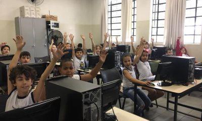 Escolas públicas superam colégios privados na Olimpíada Digital de Matemática