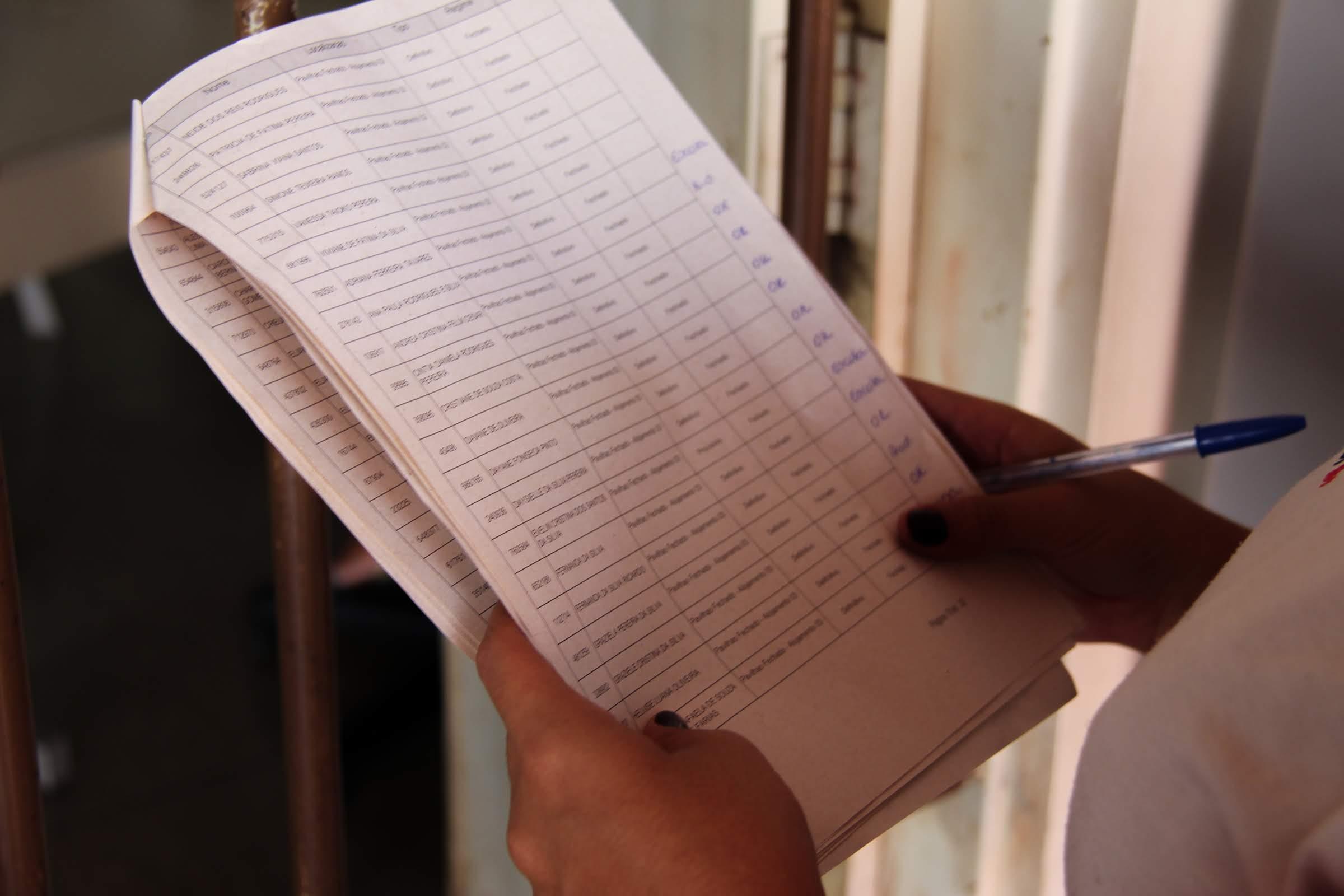 Departamento Penitenciário realiza segundo censo prisional nesta sexta-feira