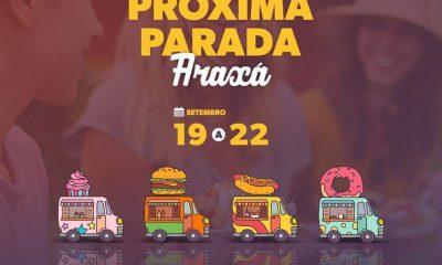 Art Food Festival – PRÓXIMA PARADA ➡ ARAXÁ/MG!
