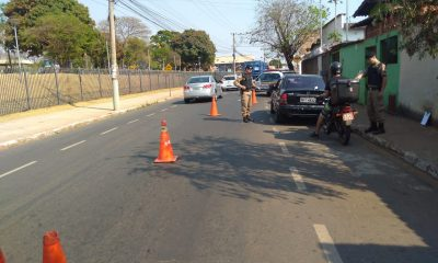 Polícia Militar desencadeia Operação Fecha Região