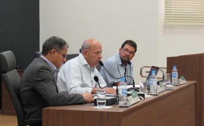 Reunião Ordinária realizada nesta terça-feira (17/09)