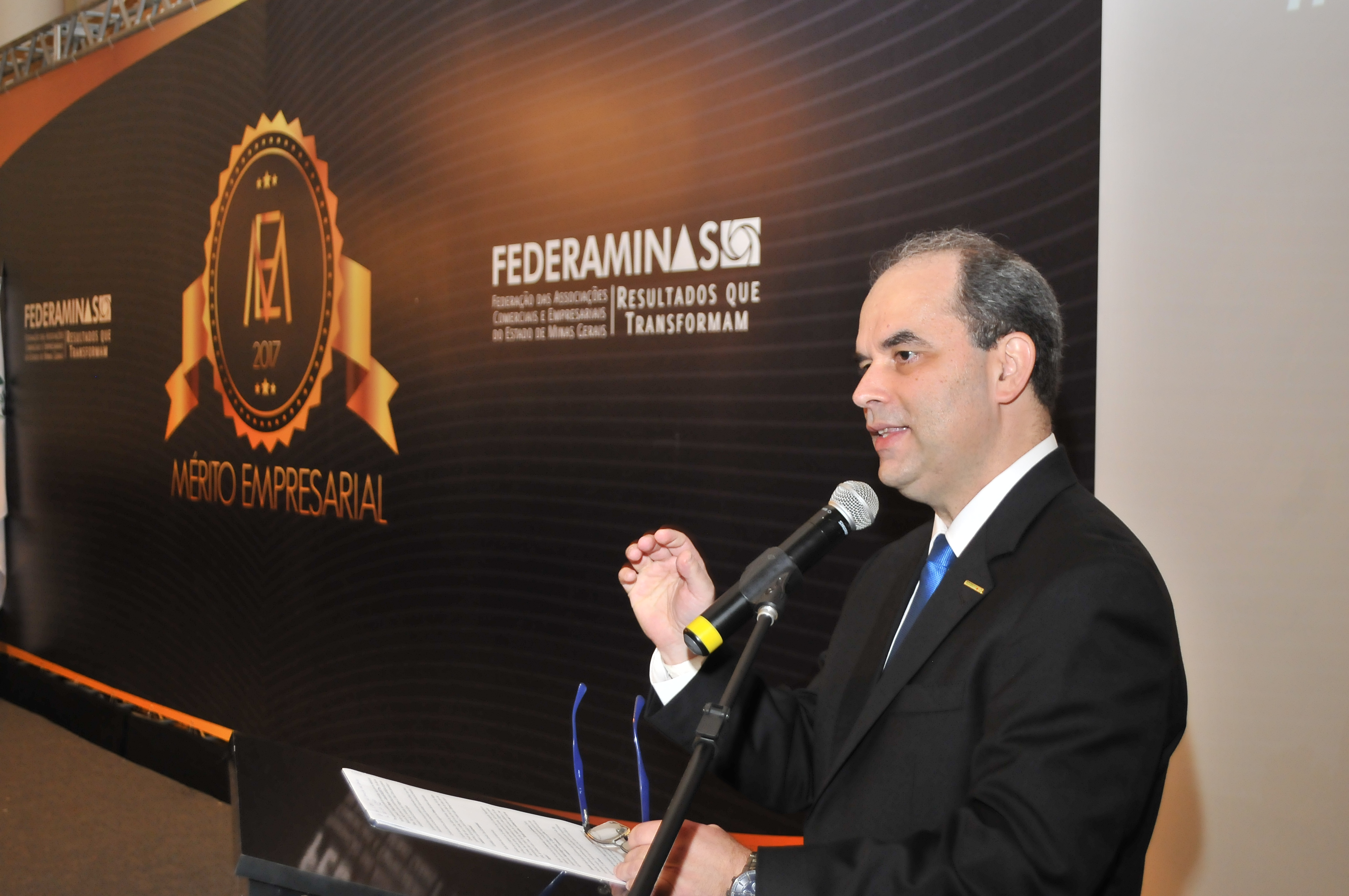 Congresso da Federaminas reunirá em Araxá mais de 600 empresários de todo o Estado