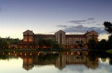 Grande Hotel Termas de Araxá segue com programação especial no Carnaval