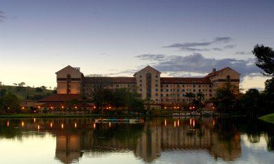Grupo Tauá de Hotéis, declara o fechamento temporário do Grande Hotel Termas de Araxá
