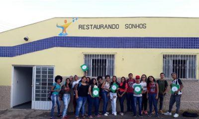 Projeto Restaurando Sonhos qualifica jovens em Araxá